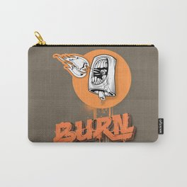 Burn FatCap Carry-All Pouch