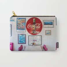 Diner Route 66 Carry-All Pouch