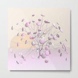 fancy tree -6- Metal Print