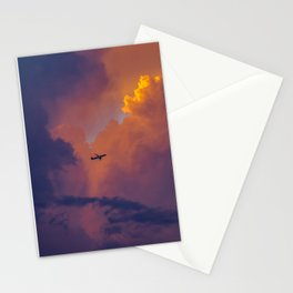 Glowing Escape Stationery Cards