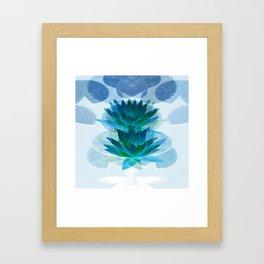 Double your pleasure.... Framed Art Print
