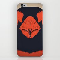 penguin iPhone & iPod Skins featuring Penguin by CranioDsgn