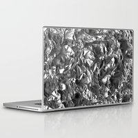heavy metal Laptop & iPad Skins featuring Heavy Metal Crush by BruceStanfieldArtist.DarkSide
