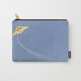 Kite in the Sky Carry-All Pouch