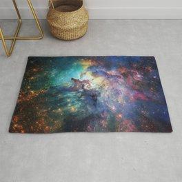 Lagoon Nebula / Second Version Rug