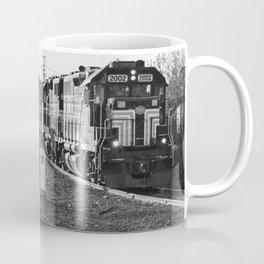 Finger Lakes Railway in Solvay, New York Coffee Mug