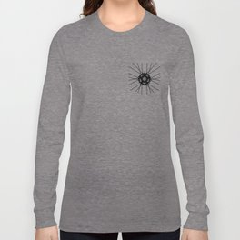 Wheel Pocket Long Sleeve T-shirt