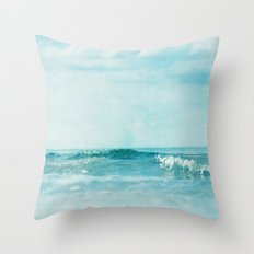 Ocean 2237 Throw Pillow