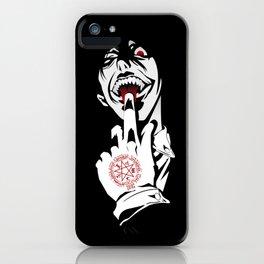 Alucard iPhone Case