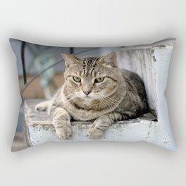 Waitin' Rectangular Pillow