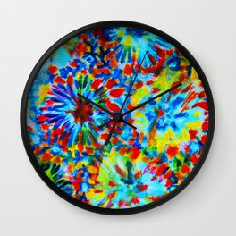 Exhale #society6 #decor #buyart Wall Clock