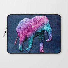 abstract elephant Laptop Sleeve