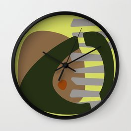 abstact Wall Clock