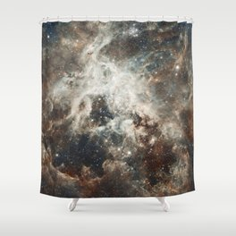 30 Doradus Shower Curtain