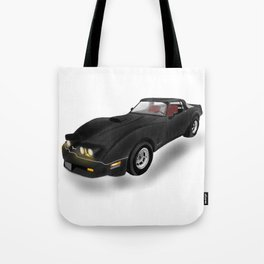 C C Stingray Tote Bag