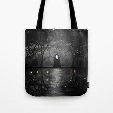 No Face Spirited Away Tote Bag