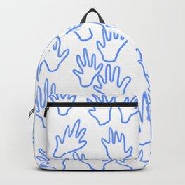 Hands off Backpack