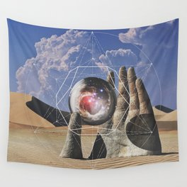 Holy Hand Wall Tapestry