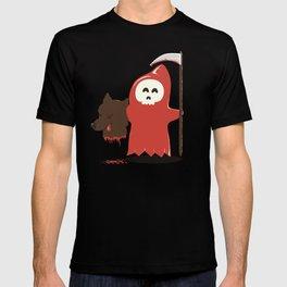 Little Death Riding Hood T-shirt