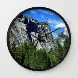 Old Forest Wall Clock