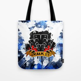 Crank It to Eleven Tote Bag