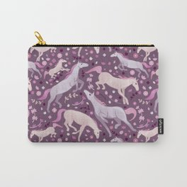 Spring horses Carry-All Pouch