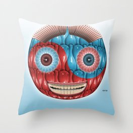 Bottlehead #12 Throw Pillow
