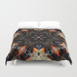 Citadel of the Autarch Duvet Cover