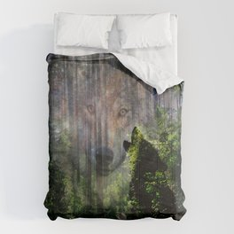 The Wild in Us Comforters