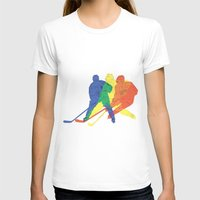 hockey T-shirts featuring Hockey by preview