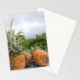 pinapple Stationery Cards