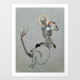 Respite and Refuge Art Print