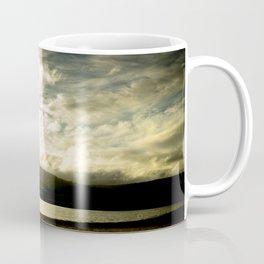 Friendships under cloudy skies Coffee Mug