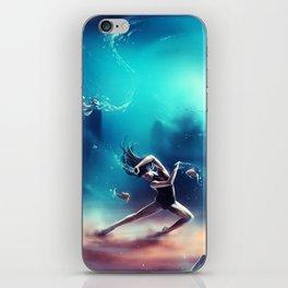 Dancing Zodiac Pisces iPhone Skin