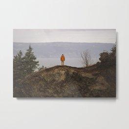 Halibut Cove Metal Print