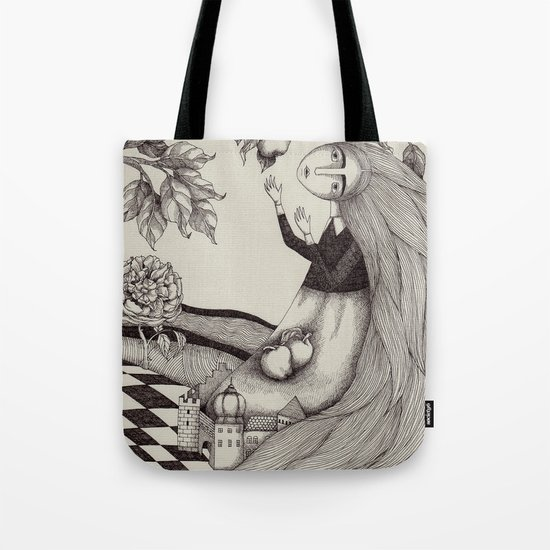 The Golden Apples (2) Tote Bag