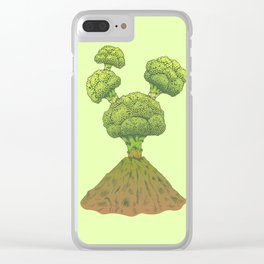 Healthy Eruption Clear iPhone Case
