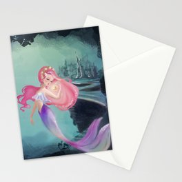 To hold the moon in the palm of your hands Stationery Cards