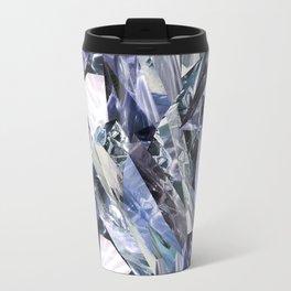 Ice Blue Crystalize Travel Mug