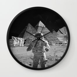 Conspiracies Wall Clock