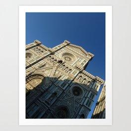 The Duomo  Art Print