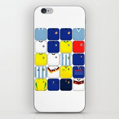 World In Motion iPhone & iPod Skin