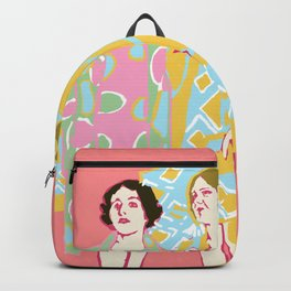 Rose Delaunay Backpack