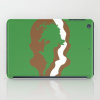 rogue iPad Cases featuring Rogue by Adam Grey
