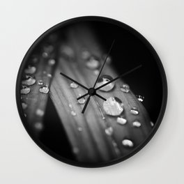 tears inc. Wall Clock