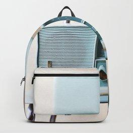 Vintage Radio Backpack