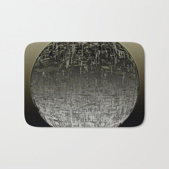 Planetary Mood 4 / Divergence 08-02-17 Bath Mat