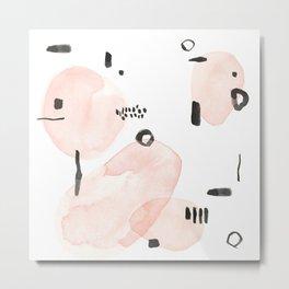 Abstract-PB Metal Print