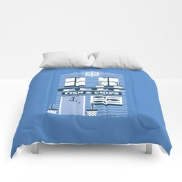 Fish & Chips Comforters