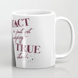 Tact Coffee Mug